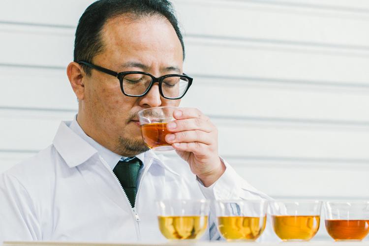 ヤマタケの黒豆茶についてのイメージ