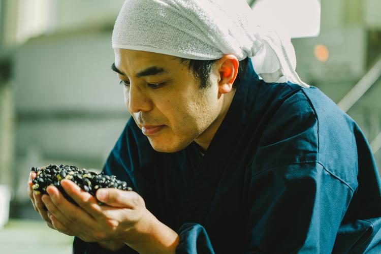 黒豆への想い/Food safety and securityのイメージ