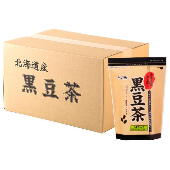 北海道黒豆茶 14包ケース買い