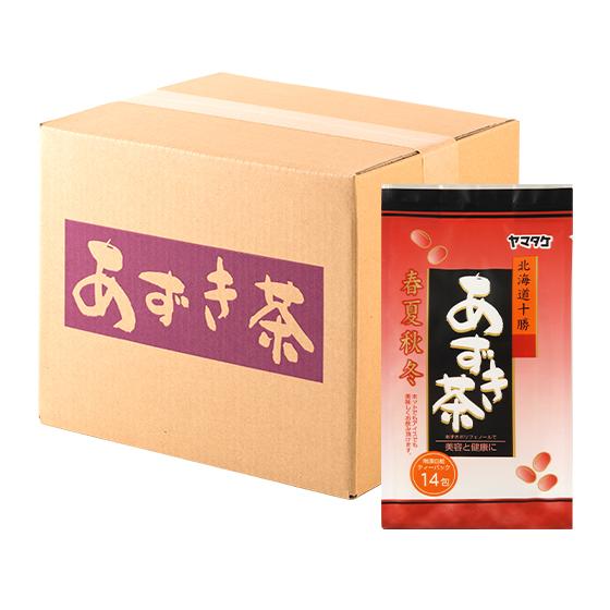 北海道十勝あずき茶 14包ケース買い