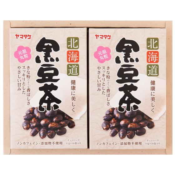 北海道黒豆茶ギフト