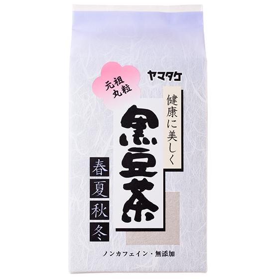 春夏秋冬 黒豆茶