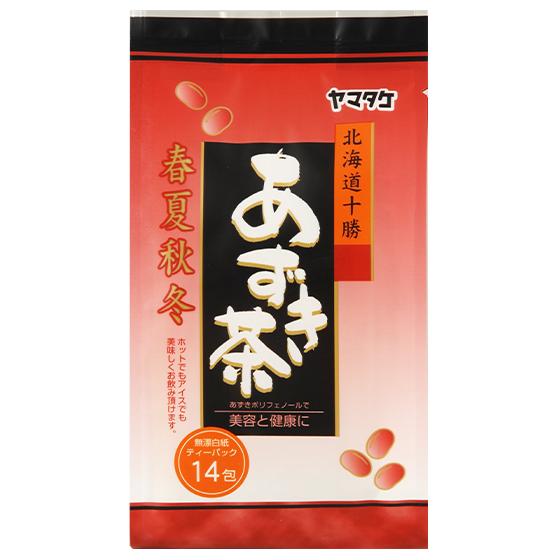 北海道十勝あずき茶